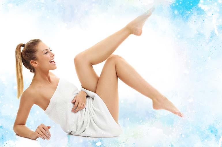 Омоложение организма, улучшение состояния кожи, повышение жизненного тонуса, сосудистые звездочки на ногах, высокая энергия и др