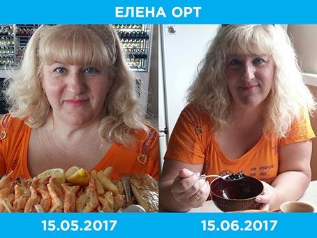 Елена Орт