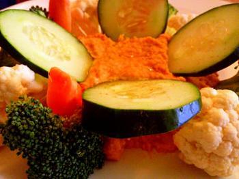 Хумус с чечевицы