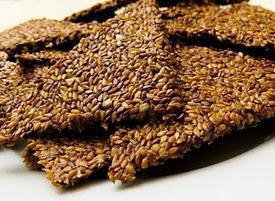 Крекеры сыроедные с луком
