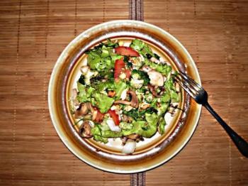 Волшебный салат